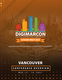 DigiMarCon Canada West 2021 Brochure